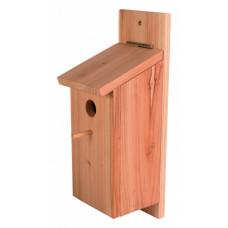 Fågelholk i byggsats - 12x36x15 cm