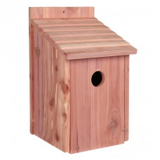 Fågelbo för väggmontering - 19x30x18 cm