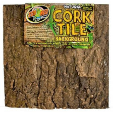 Natural Cork Tile Background - 45x61 cm