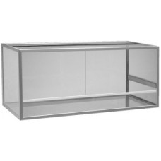 Terrarium aluram - 110x45x50 cm - 247 liter