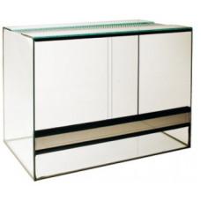 Terrarium helglas - 50x30x40 cm - 60 liter