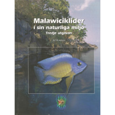 Cichlid Press Malawiciklider i sin naturliga miljö