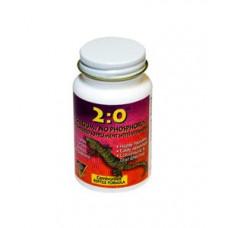 2:0 Calcium/No Phospor - 100g