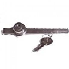 Terrarielås 120mm - Olika nycklar