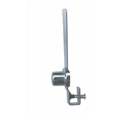 Terrarielås 140mm - lika nycklar