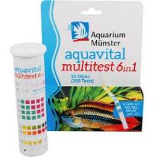Aquavital Multitest 6in1