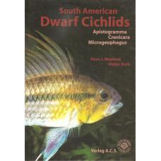 South American Dwarf Cichlids - 188 sidor / Engelsk